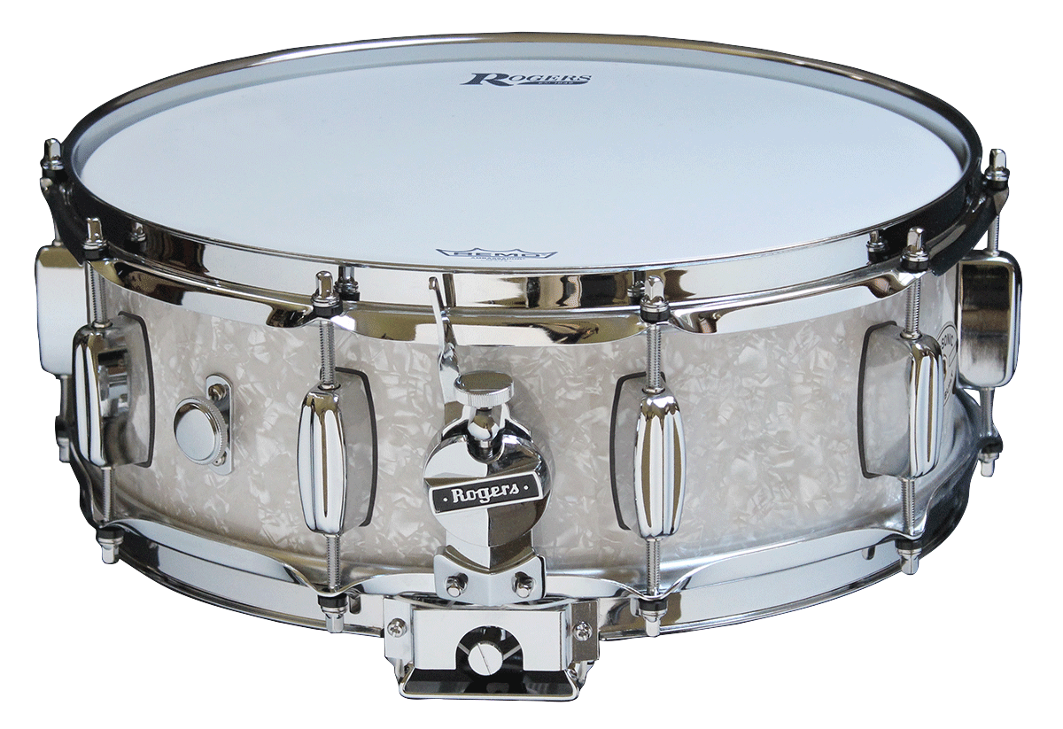Rogers Drums USA | Model No. 32 Dyna-Sonic Snare Drum