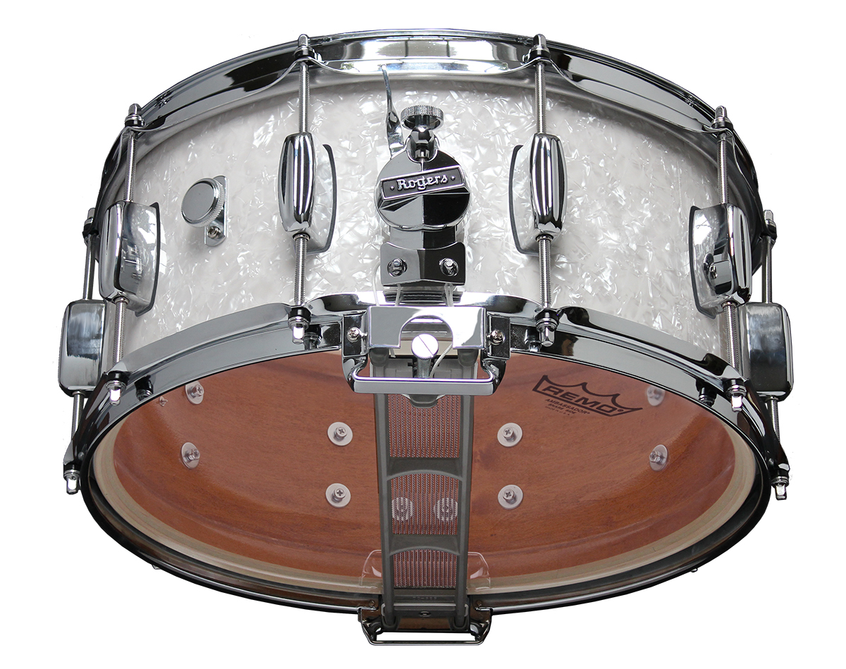 Rogers Drums USA | Model No. 33 Dyna-Sonic Snare Drum